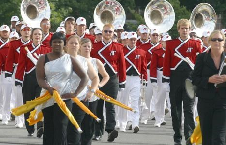 Governor S Own Marching Band Scholarship Auditions The Official