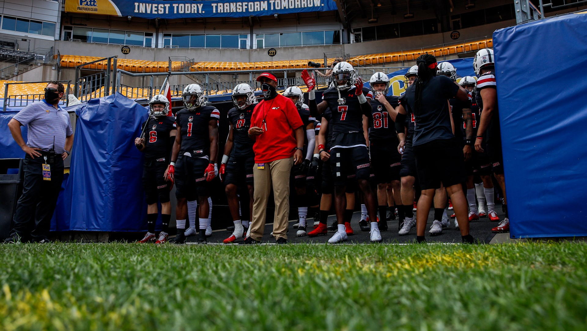 Game Preview Govs Fall Slate Ends In Cincinnati Austin Peay State University Athletics