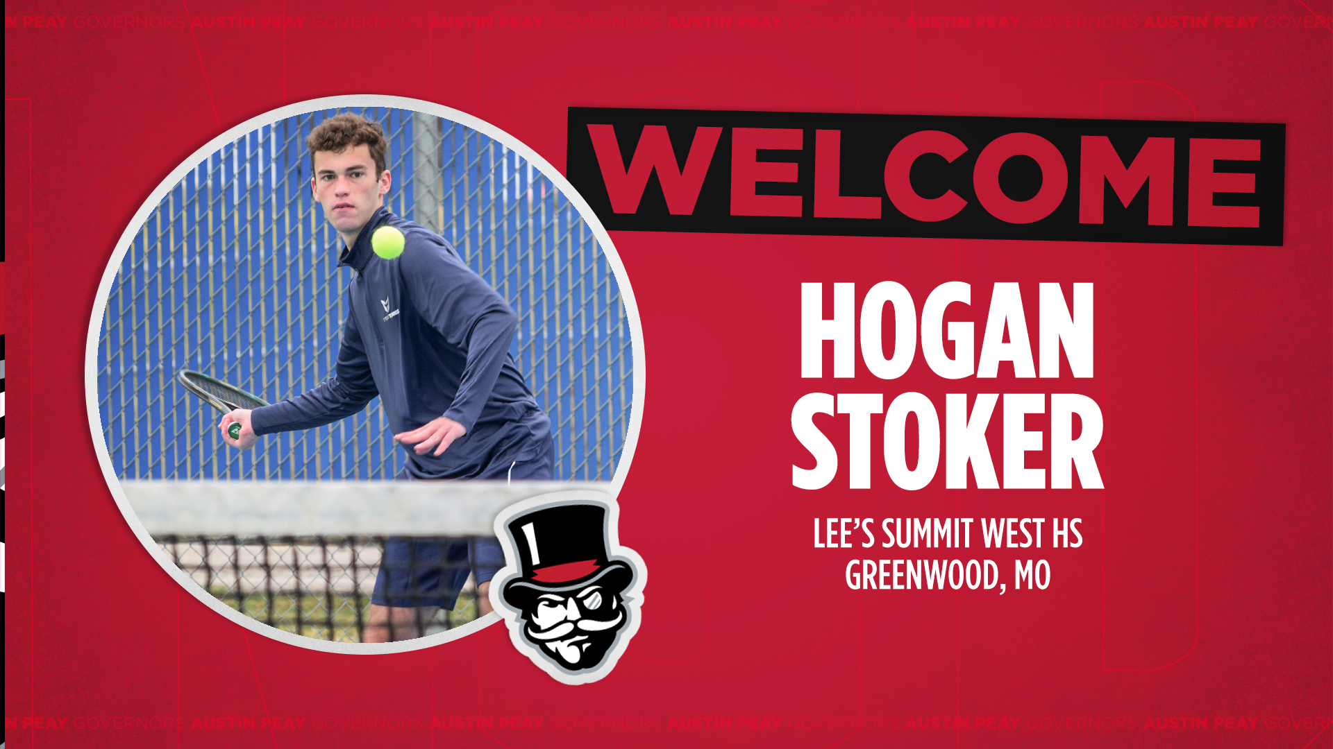 Govs add Hogan Stoker for 2021-22 campaign - Austin Peay State ...